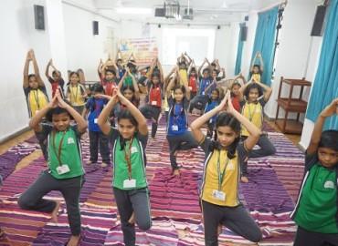 Yoga Divas Celebration
